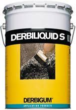 DERBILIQUID S COATING DE PROTECTION POUR TOITS, FONDATIONS